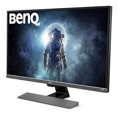 BenQ 31.5 inch(80.01 cm) Gaming Monitor - Best in Class with EyeCare Technology & 4K High Resolution