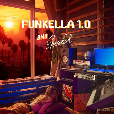 BMB SpaceKid - Funkella 1.0 - Album Download, Itunes Cover, Official Cover, Album CD Cover Art, Tracklist