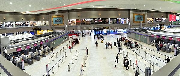Don Mueang Airport Terminal Two