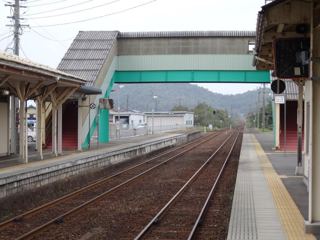 Mikehattsu Anime Journeys Free Inside Iwami Station