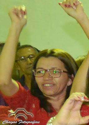 Falecimento da professora Rosinha MARCOLÂNDIA-PI