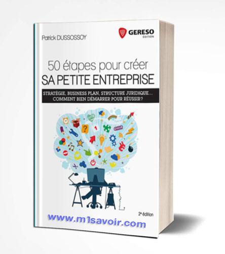 50 étapes pour créer sa petite entreprise PDF