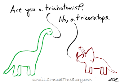 From one dino to another, what the heck are you?