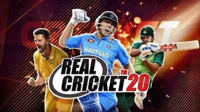 Real Cricket 20 MOD (Unlimited Money) APK + OBB For Android