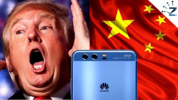 Motif Terselubung AS Jegal Huawei