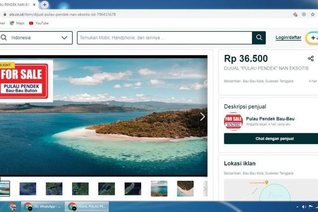 KIARA Bantah Edhy Prabowo soal Izin Jual Pulau untuk Investor: Dibeli Asing Pakai Nama WNI