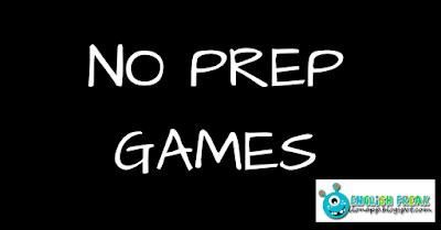 No Prep Games - gry bez przygotowania