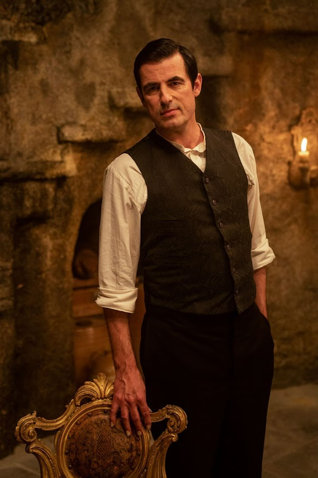 Dracula for Netflix shown in first images