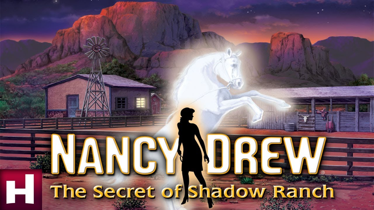 Download Nancy Drew The Secret of Shadow Ranch Game Highly Compressed For PC