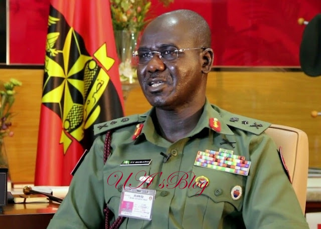 Buratai: I will remain in Katsina until bandits are defeated