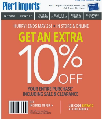 pier 1 printable coupons printable coupons for pier 1 imports 2018 tamron student 24000 | pier1 10