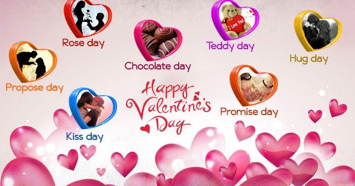 Super And Romantic Ideas To Celebrate Valentine Week Giftvillas