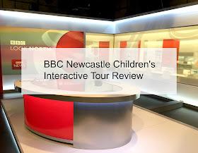 BBC Newcastle Children's Interactive Tour