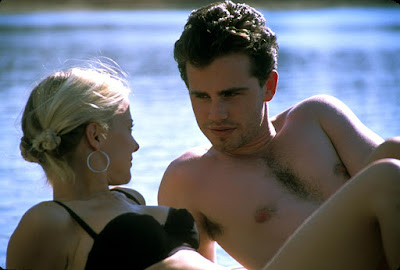 Cabin Fever 2002 movie still Rider Strong Jordan Ladd