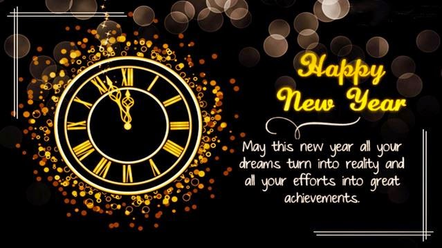 Share Happy New Year 2019 Facebook,Whatsapp Status Messages Pics