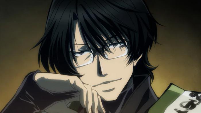 Saiyuki Reload Zeroin anime - Ni Jianyi