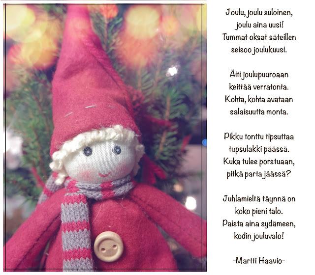 kodin joulu