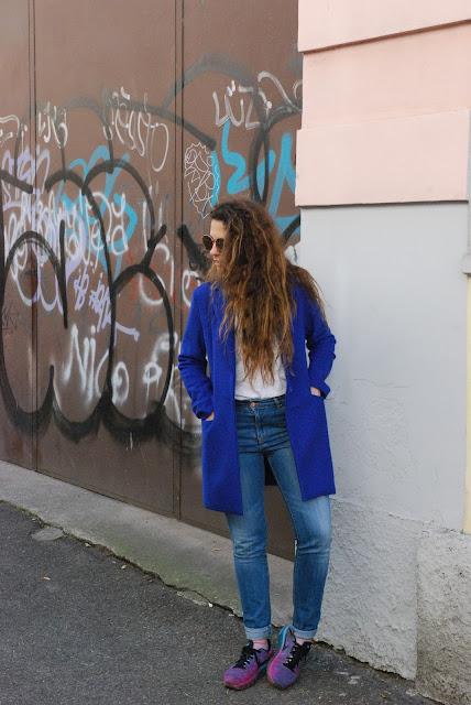 primavera colori accesi e il cappotto di lesara, micol olivieri per lesara, lesara, valentina rago, fashion need, colori primavera estate, cappotto lesara