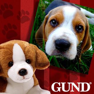 GUND Pup Plushie