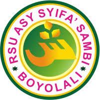 LOKER BOYOLALI di RSU ASY SYIFA SAMBI