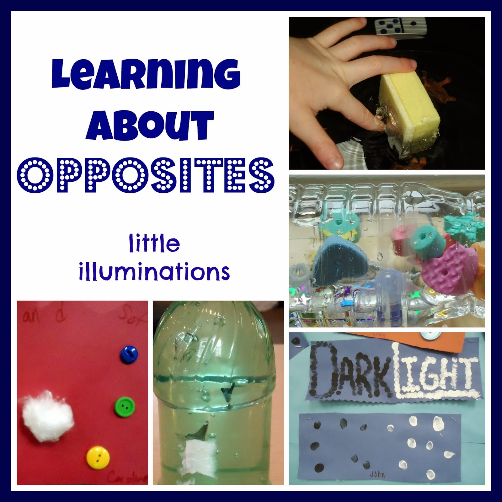 The Learning Station Opposites