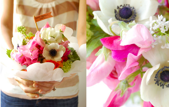 Fabulous flower bouquets - Flower arranging ideas and inspiration