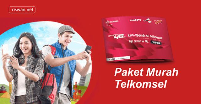 Paket Telkomsel Murah Harian