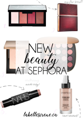New In Beauty | New Makeup Releases That Are Beyond Exciting Ft. YSL Smashbox, NARS & More! | Vol. 1 | labellesirene.ca