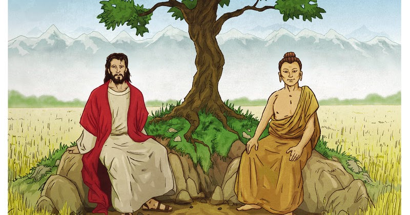 christianity and buddhism The exclusivist and absolutist claims of christianity all of the essayists cite problems generated by exclusivist and absolutist christian claims about jesus.