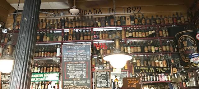 Food & Café, bodega ardosa, vino, ardosa, malasaña, gastro, gastronomia, bar, taberna, Madrid, mejor tortilla patatas, vermut, fuencarral, ensaladilla, cerveza, tapas,