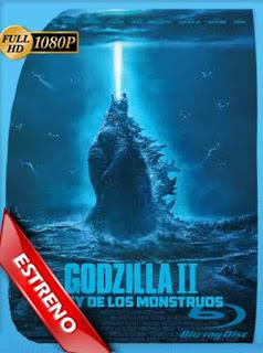 Godzilla 2: el rey de los monstruos (2019) HD [1080p] Latino [GoogleDrive] SilvestreHD