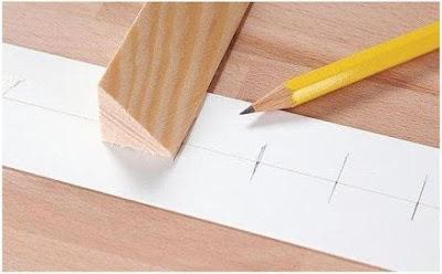 Cara Membuat Kerajinan Tangan Unik Dari Kayu | Pigura 2 Sisi 02