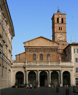 Santa Maria in Trastevere is one of the oldest churches in Rome