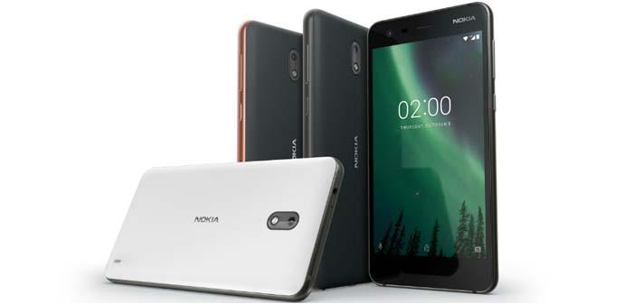 Harga dan spesifikasi hape Nokia 2