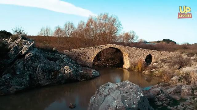 Το γεφύρι της Δαφνούλας: Ένα ειδυλλιακό τοπίο που θυμίζει Ήπειρο και Ζαγοροχώρια (βίντεο)