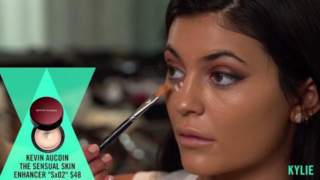 Kylie Jenner Kevin Aucoin's Sensual Skin Enhancer