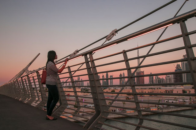 offbeat dubai travel guide boardwalk