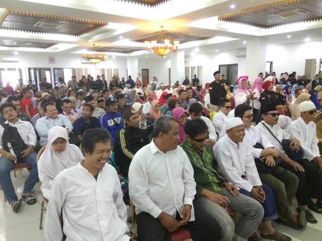 Komunitas Disabilitas Indonesia Deklarasi Dukung Prabowo-Sandi