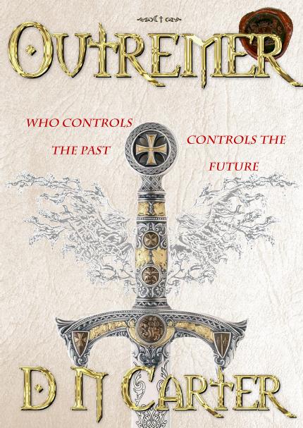 outremer, dn-carter, book