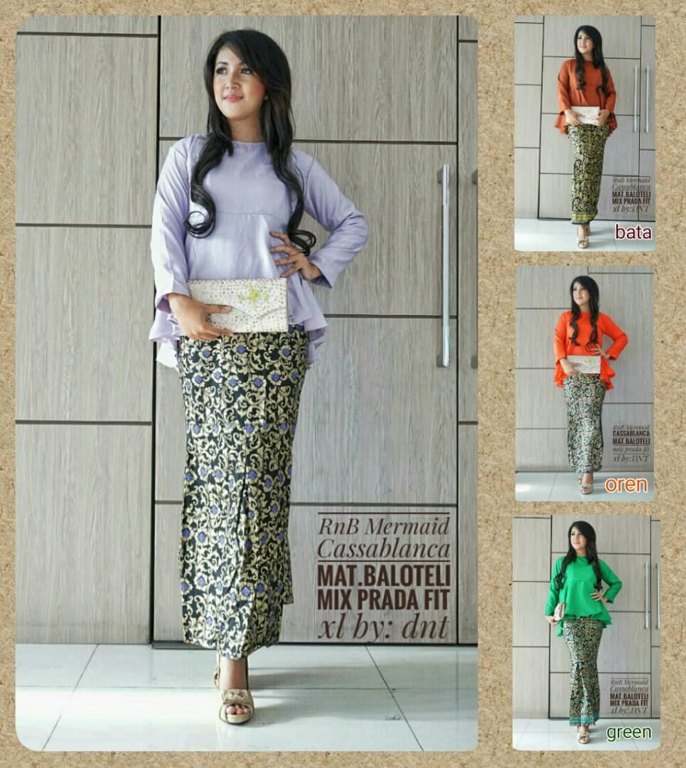 Baju Batik Kerja Sederhana: Batik Bagoes Solo