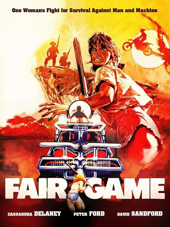 Fair Game movie poster