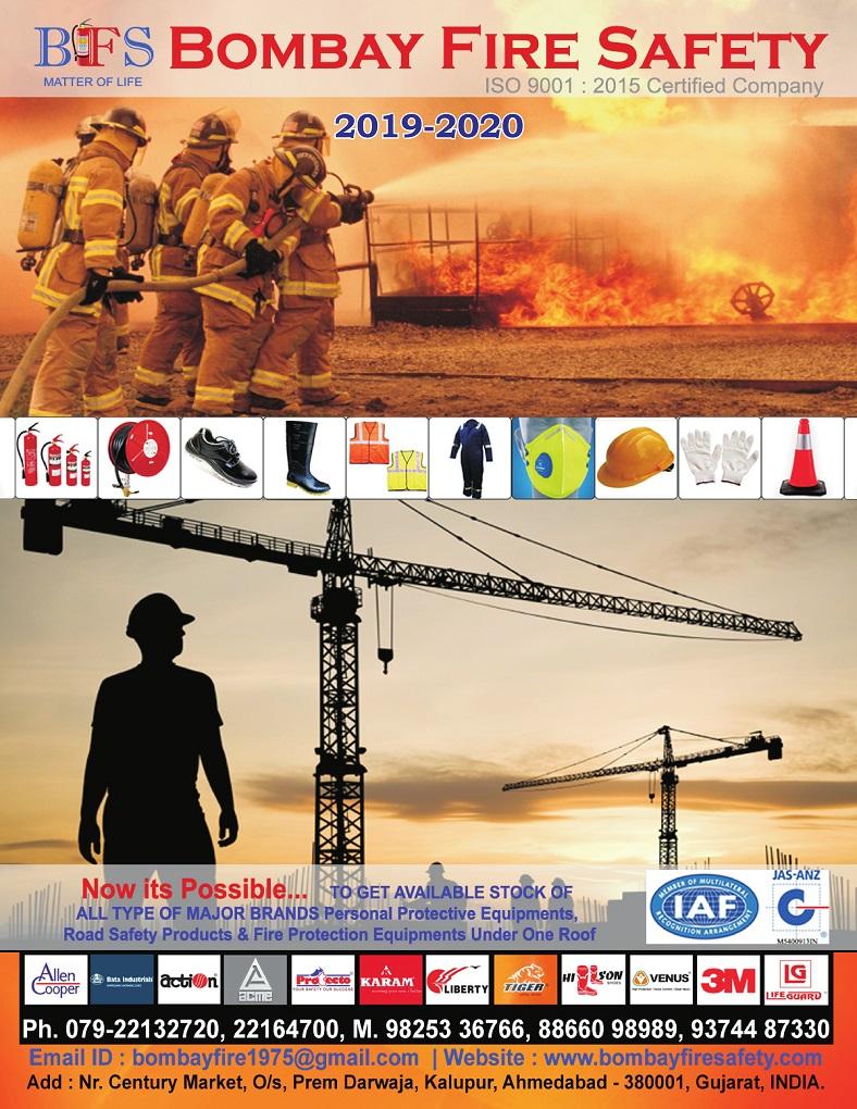 BOMBAY FIRE SAFETY Ols, Prem Darwaja, Nr. Century Market, Kalupur, Ahmedabad-2