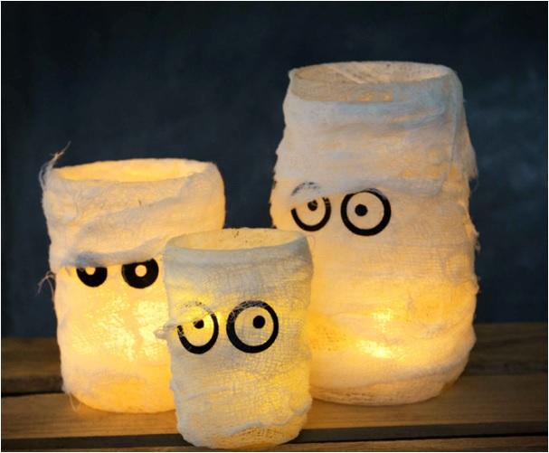 mumya lamba el yapımı