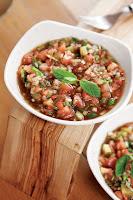 yöresel lezzetlerden Antep mutfağının bilindik salatası ''Antep Salatası!!