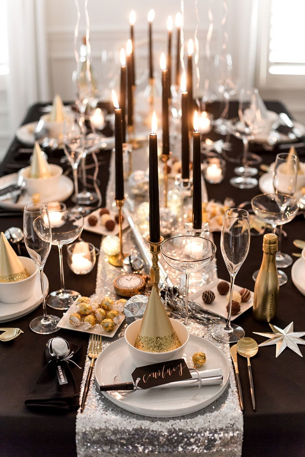 New Yaer's Eve Dinner Party