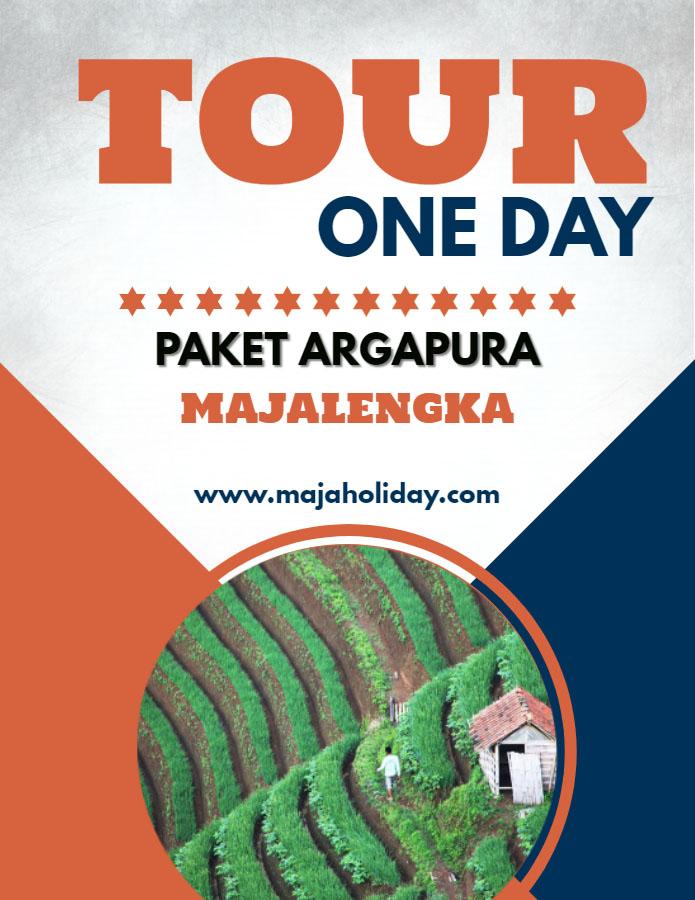 poster wisata alam bukit panyaweuyan argapura majalengka 1 hari dari kertajati