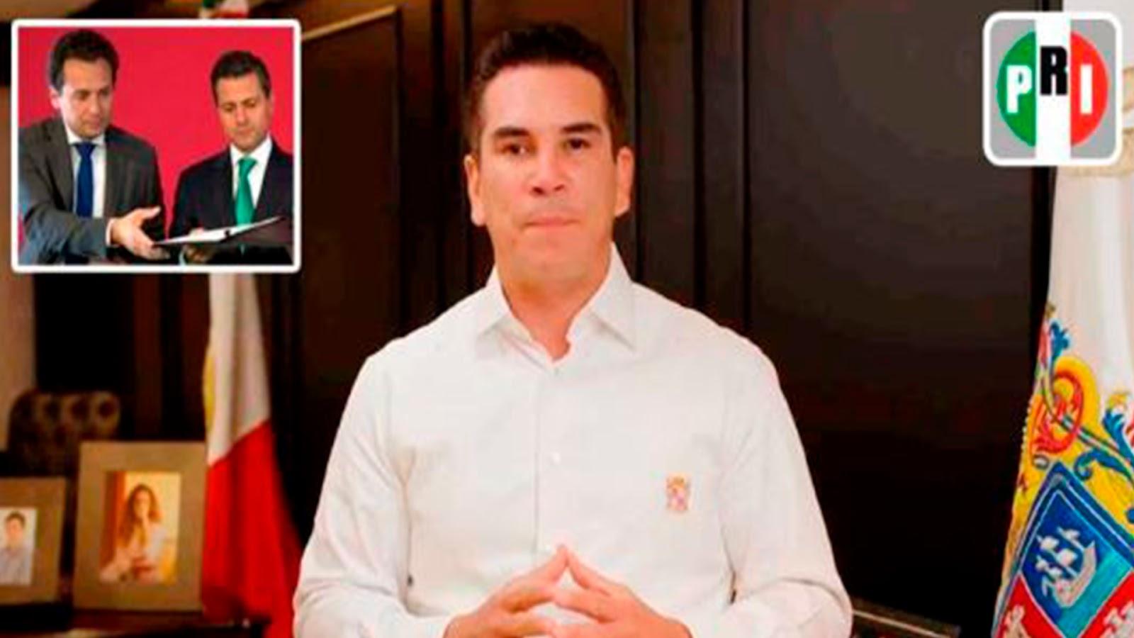 El PRI pide que no creamos en medios que involucran a EPN en actos de corrupción con Emilio Lozoya