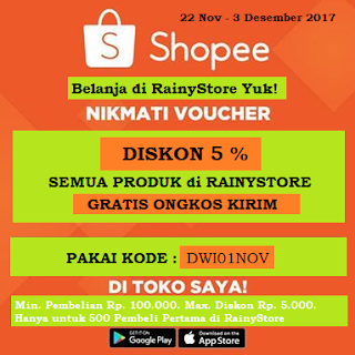 VOUCHER BELANJA SHOPEE