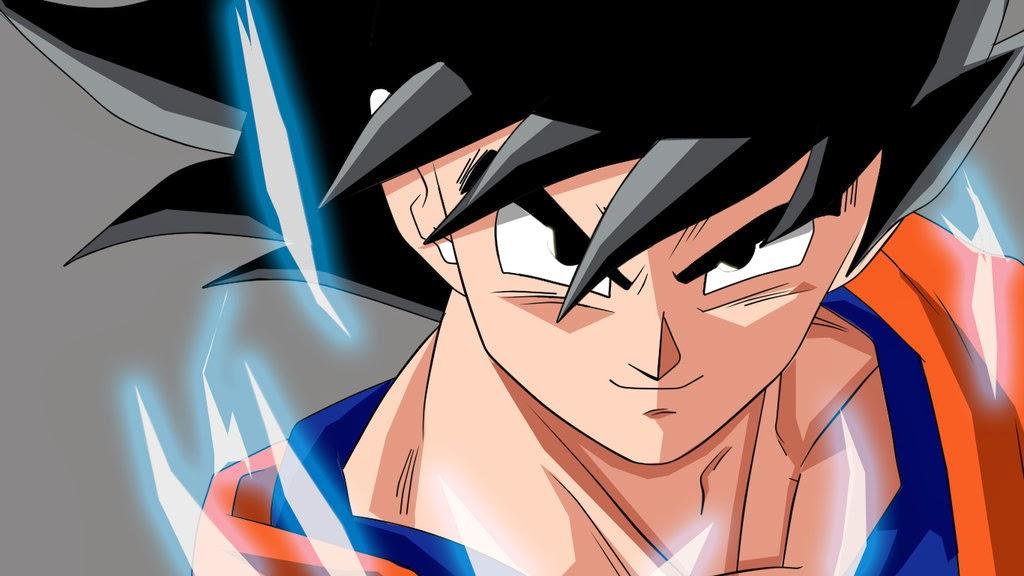 Imagen De Goku Kakaroto Normal Fase 1 Fase Dos Fase 3 Fase: Dragon Ball Z