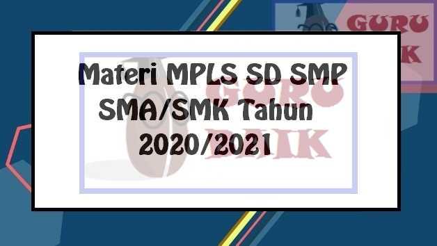 gambar materi MPLS tahun 2020/2021